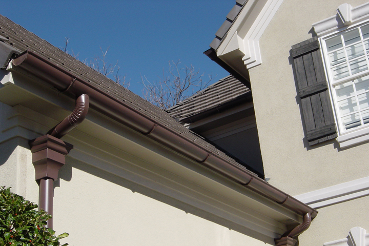Aluminum Gutters Installation Amp Replacement New Jersey