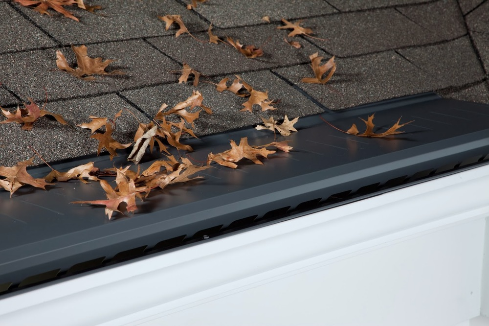 Screen Gutter Guards In New Jersey Leaf Guards Nj