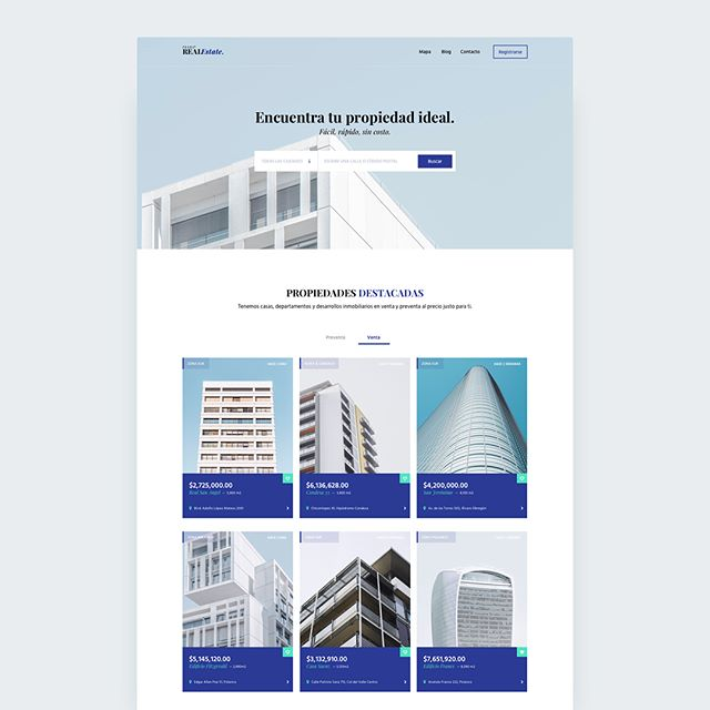 Headed to enjoy the weekend now that we finished this proposal for a Mexican real estate company. A friendly and simple way for users to interact and find their perfect home was a priority in this project, what do you think? — www.dos.works •• Nos vamos a disfrutar del fin de semana ya que terminamos esta propuesta para una compañía de bienes raíces en México. La prioridad para este proyecto era una interfaz amigable que le permita a los usuarios encontrar su casa ideal de la manera más rápida y sencilla posible. Que piensan? — www.dos.works . . . #minimal #minimalism #realestate #business #graphicgang #design #designspiration #brand #graphicdesign #designer #logo #thedesigntip #innovation #entrepreneurs ##designstudio #lovemyjob #behance #dribbble #simplify #graphic #concept #proposal #realestateagent #web #ui