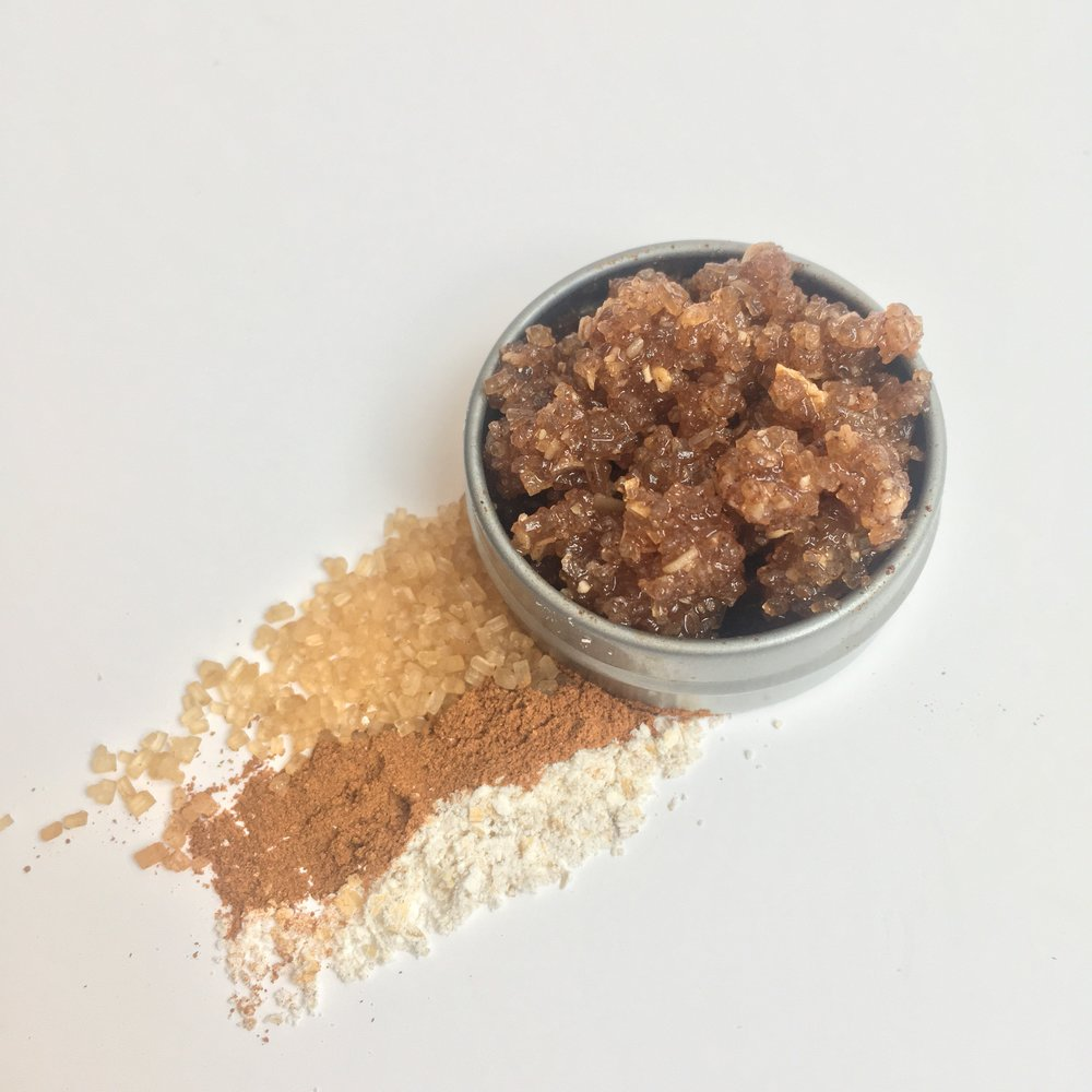 Honey Oat Lip Scrub -