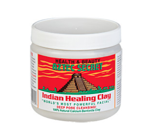 Indian Healing Clay Mask -