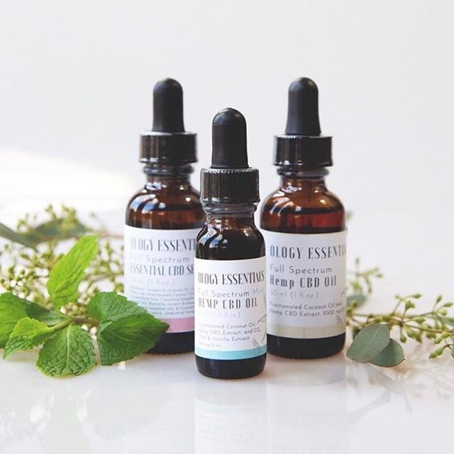 ✨Introducing @ology_essentials✨ High quality hemp CBD meets luxury skin care! Organically grown hemp + the finest natural ingredients 🌿 Alsooo they're #local📍  Want to experience the extra soothing benefits of CBD? Add CBD oil to your next spa service: CBD Facial/Massage Add-on $30,  Full Soak/Foot Soak Add-on $15.  Check out @ology_essentials amazing products that just hit the shelves at OSHO. ✨Body Butter + CBD Roll-on✨  Both are great for pain areas, muscle aches, soreness, joint pain. ✨Bath Bombs✨  Blended with specific essential oils for people who are more physically active, for menstrual cramps, for revitalizing, relaxing and taking a break. The bath bombs help facilitate more relaxation, release muscle tension muscles. . . . . #cbd #ologyessentials #cbdfacial #cbdmassage #cbdnashville #cbdbathbomb #cbdheals #cbdbeauty #cbdcream #cbdlife #oshohapply #nashvillespa #nashvillemassage