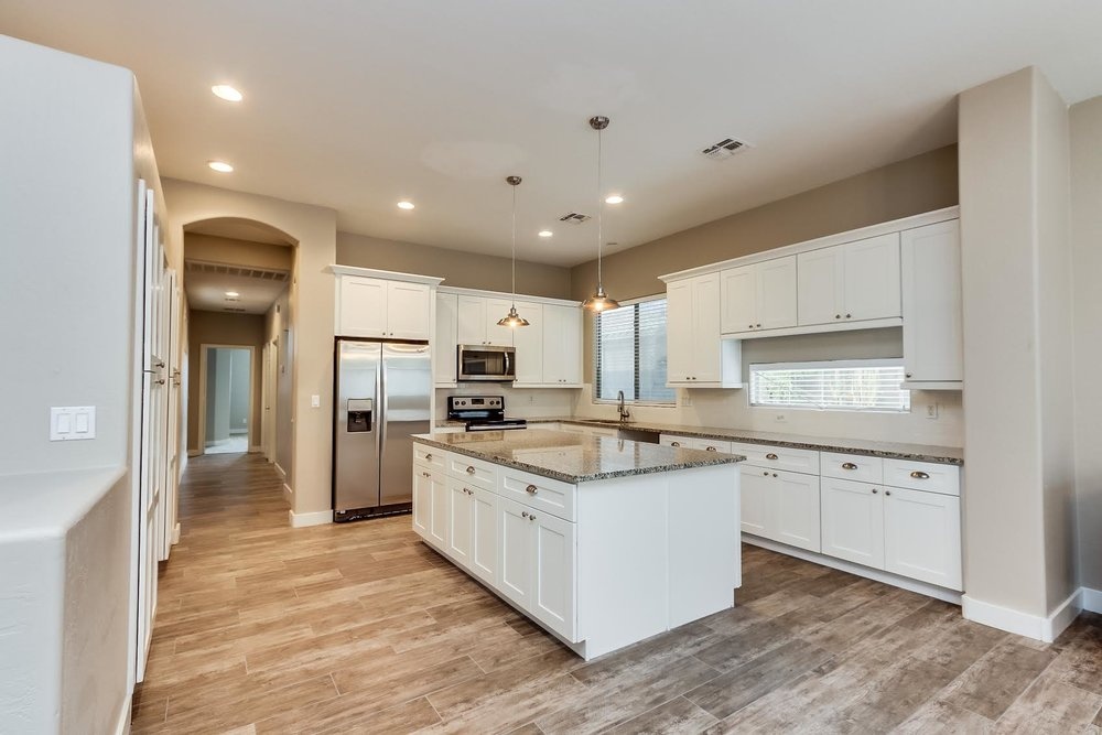 """Quality sell! That is why every time we need a new kitchen & Bath cabinets for one of our house flips, we go with Madera. Home buyers love their products.""   - Power Ranch Realty"