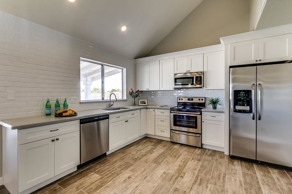 """When we want to bump rents, we start in the kitchen. Madera has been the place for us for quality products and services that don't break the budget.""   - Frank West Capital"