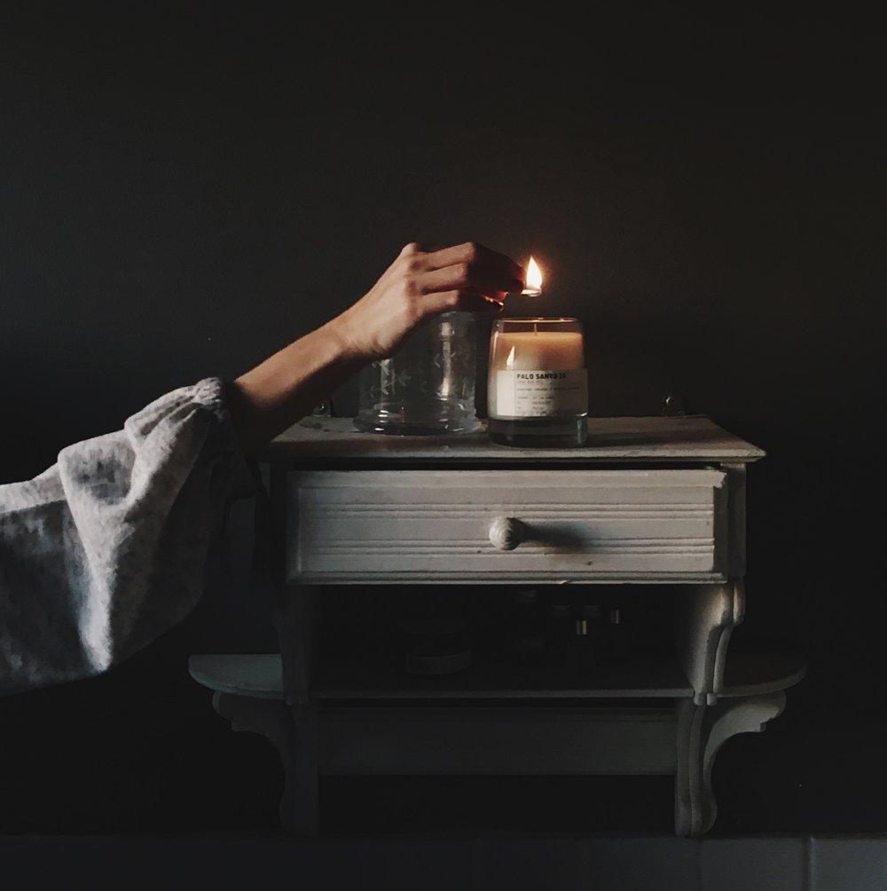 Le Labo Palo Santo Candle