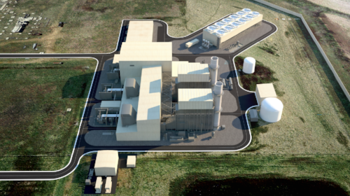 St. Joseph Energy Center rendering