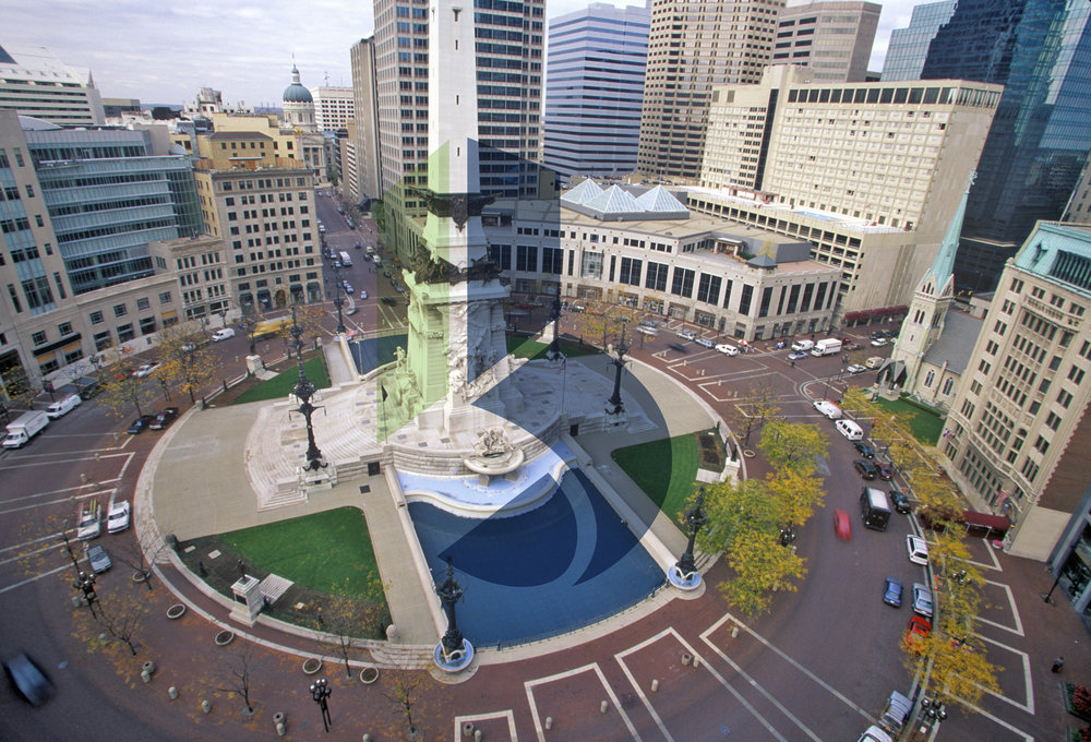Indianapolis Commercial Real Estate on the Rise.  -