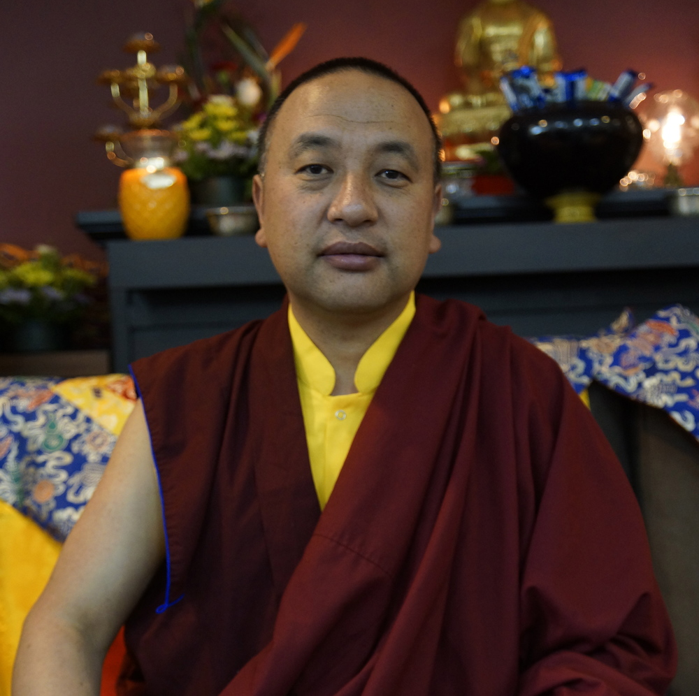 Karma Migyur Dorje Rinpoche