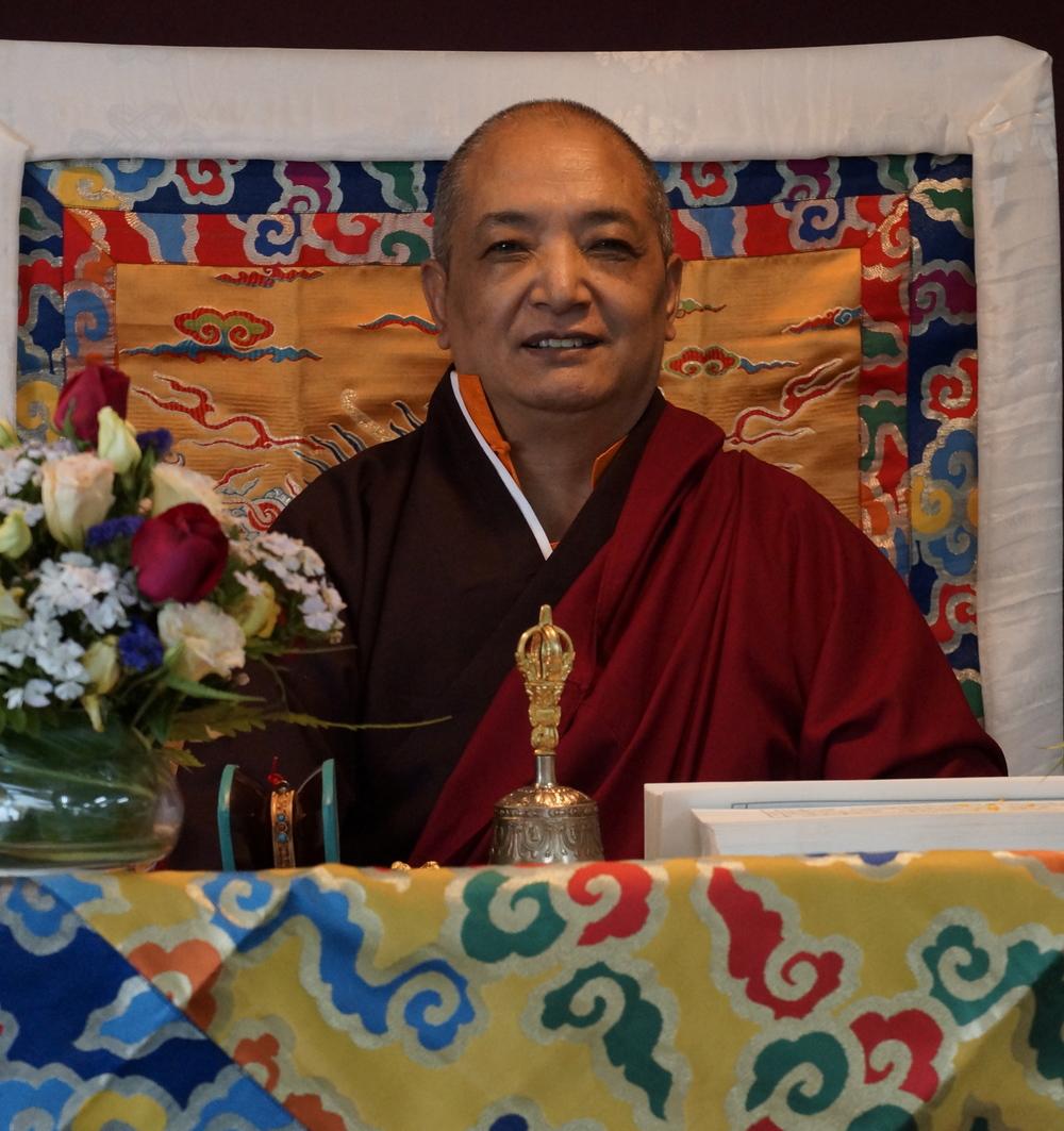Lopon Rinpoche