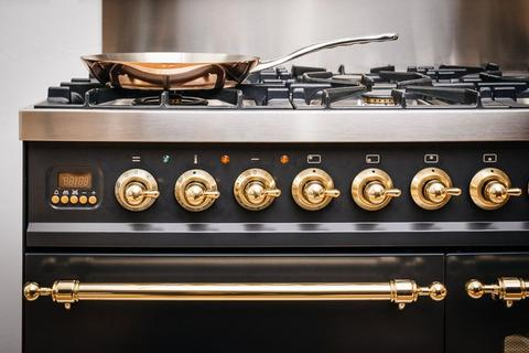 ILVE: LUXURY RANGES, COOKTOPS AND HOODS FROM ITALY