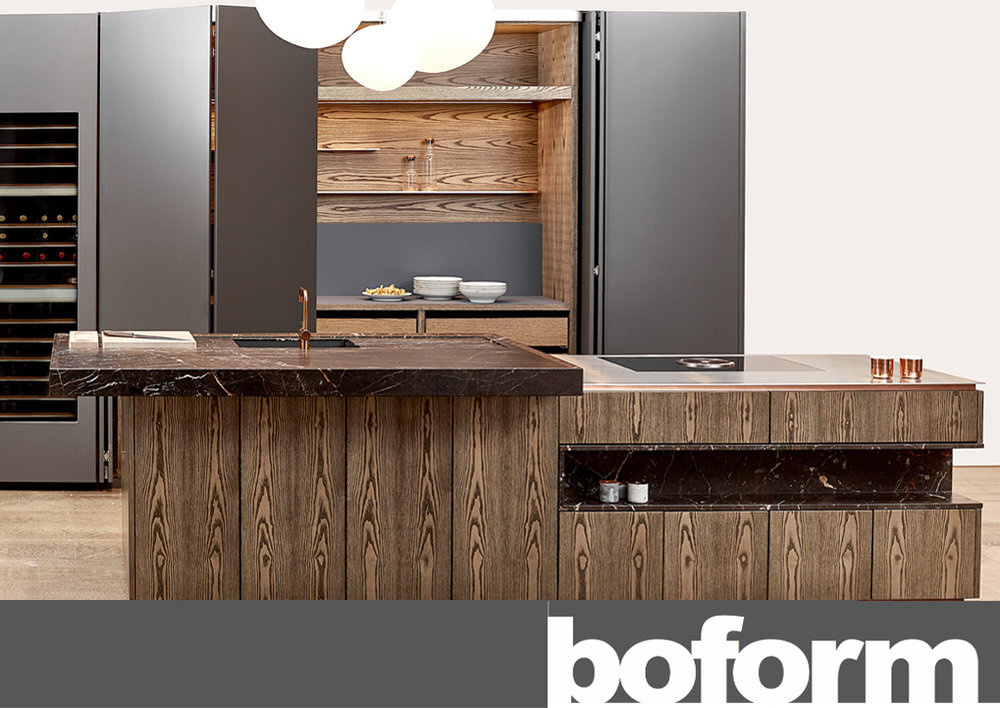 BOFORM CUSTOM CABINETRY FROM DENMARK