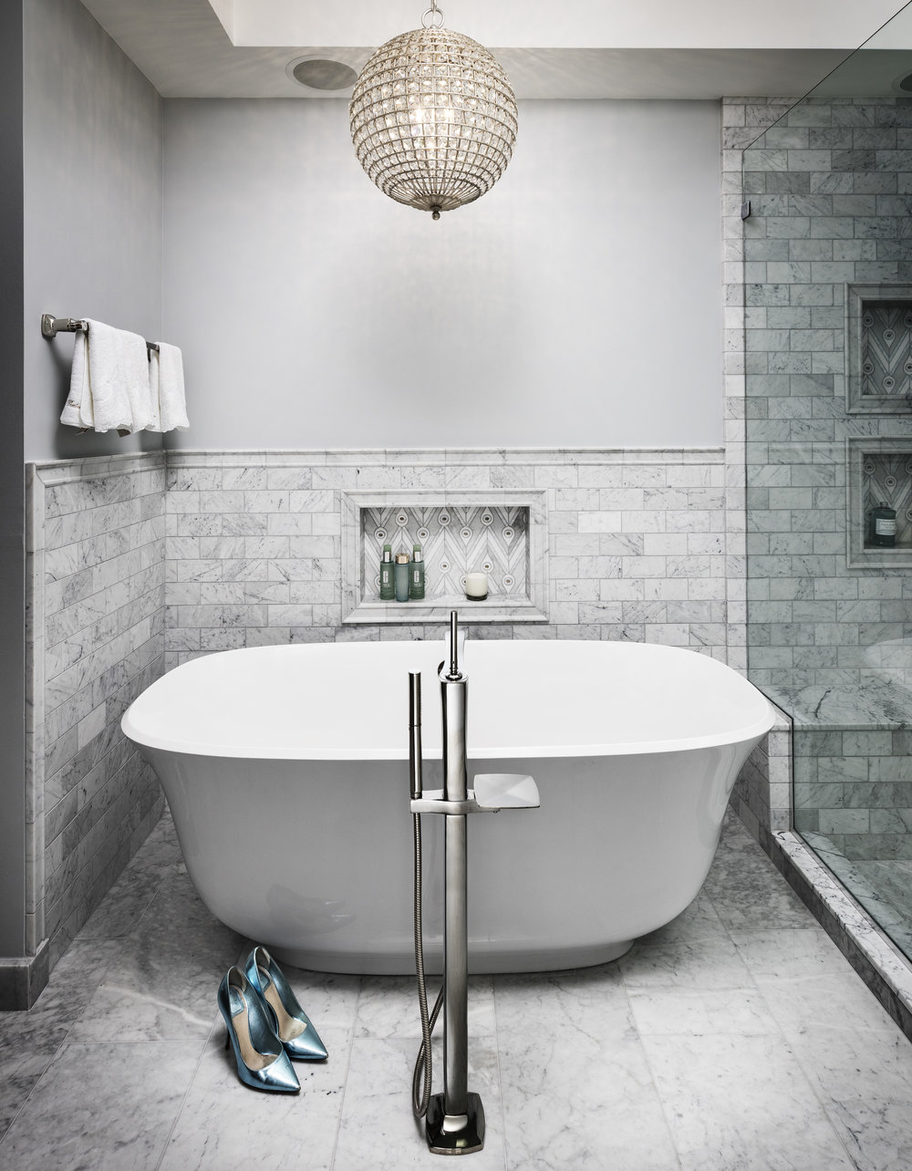 Bathroom — Maison Birmingham