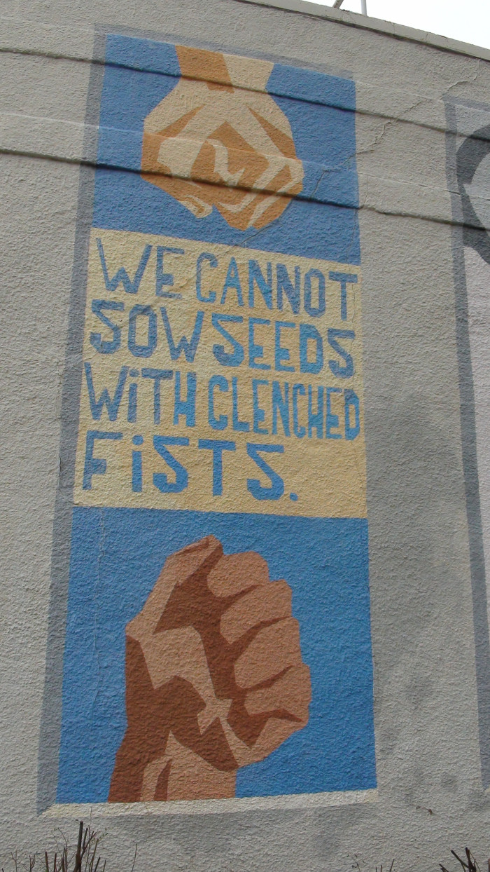 "901 Mississippi ""Seeds"" Mural"