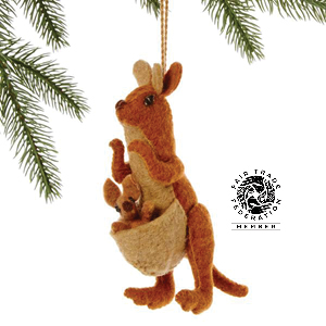 Silk Road Bazaar Felt Zooties and Ornaments    Inspire your little one's imagination with these playful booties and ornaments. Handcrafted from sheep's wool, they are the perfect natural and environmentally conscious apparel and decor.