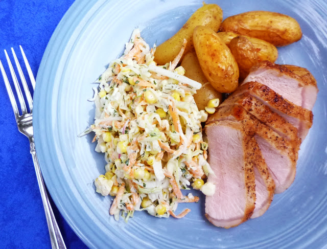 Chef Paige Vandegrift, visit her blog  forloveofthetable.com