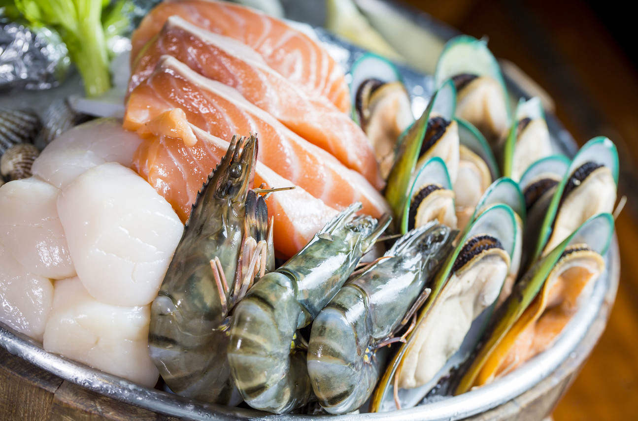 Seafood Sale - Save 25% — The Merc Co+op