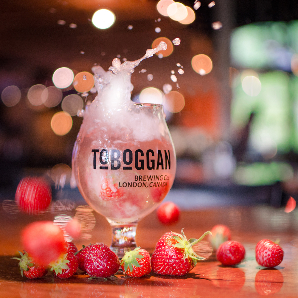 Toboggan Brewing Co. Cider
