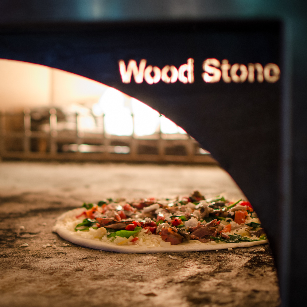 Stone Oven Pizza #519Kitchen Fresh
