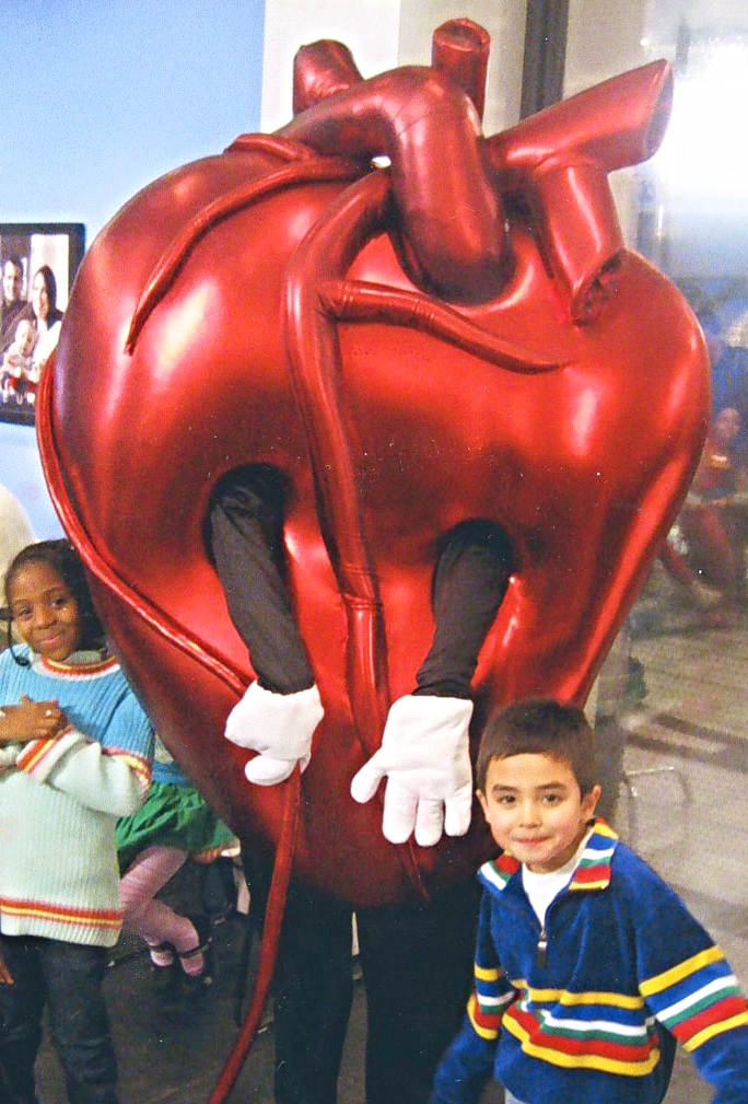 Heart Mascot from Repo Men (2010)