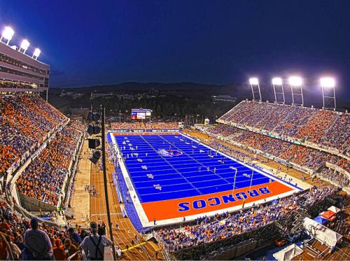 Photo credit: Boise State University
