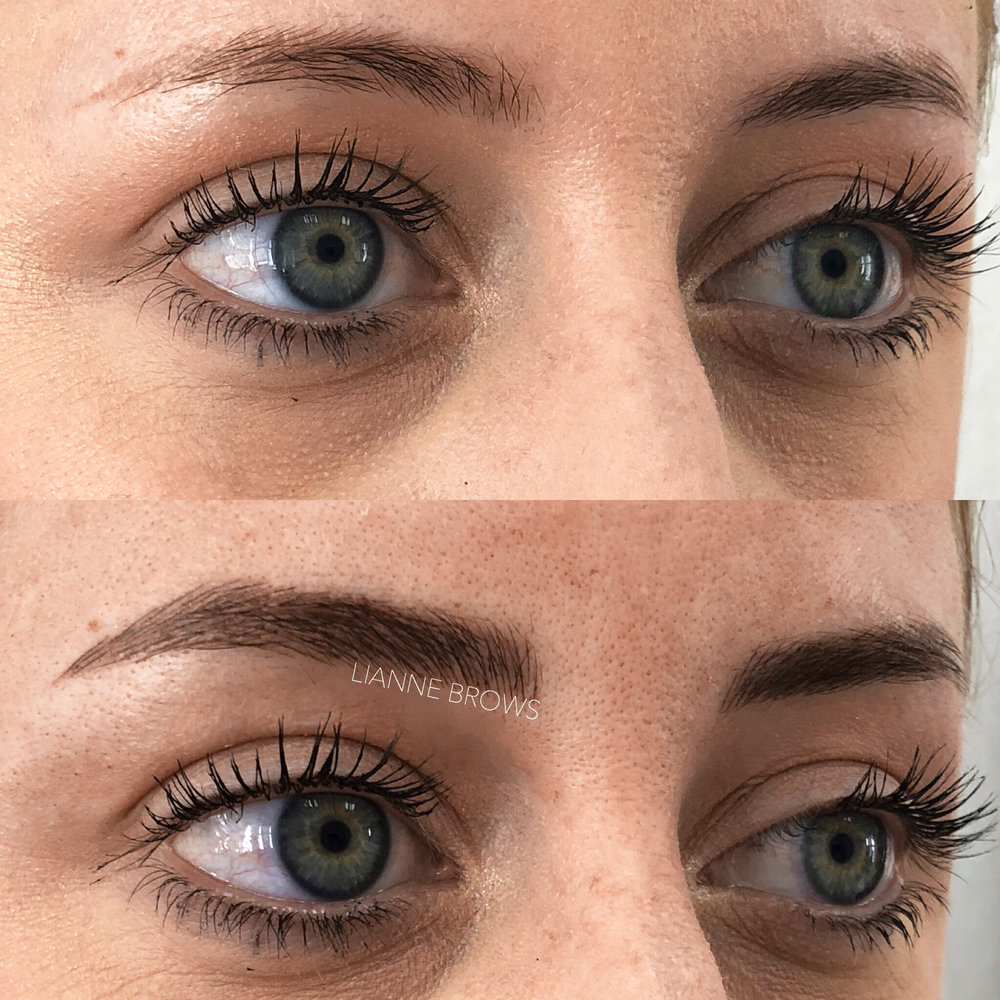 Good Fortune Studio Lianne Brow Microblading Gallery