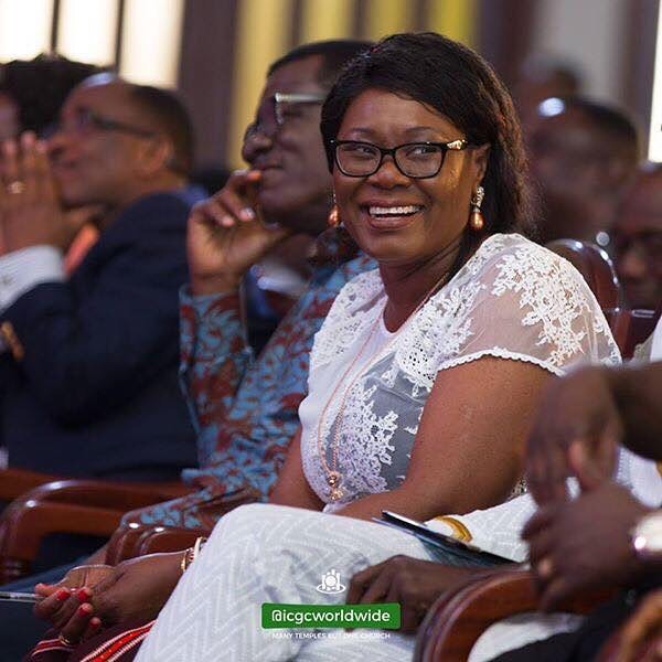 Happy Birthday 🎉Mrs Joy Otabil. Shalom , Peace and Life to you. Abundant Blessings! #icgcfaith🇬🇧#Birthday #Peace #Shalom #Life #Virtuous #Blessings #Abundance #Greatness #Wisdom #Love