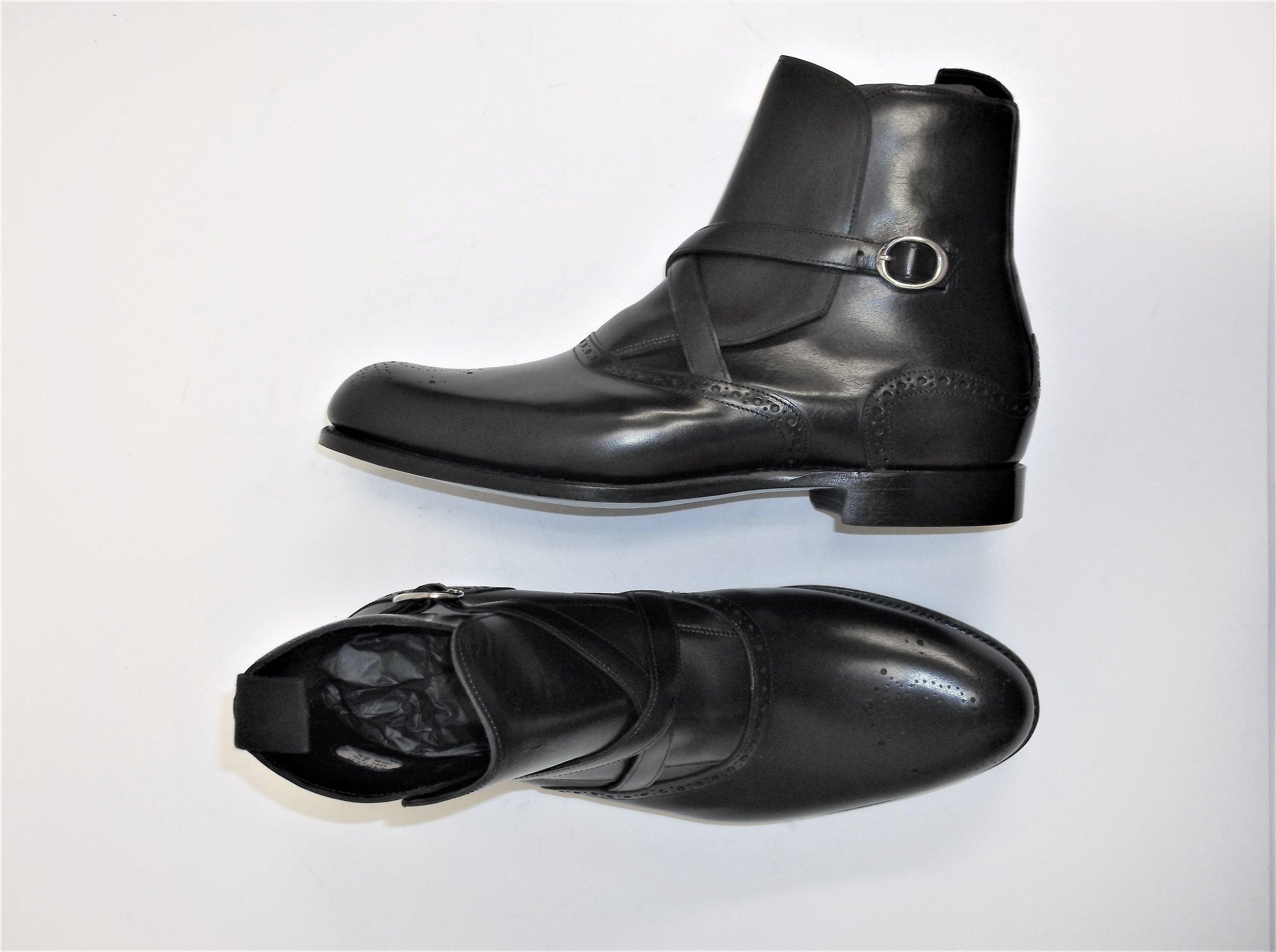 MOTTO BOOT — BARKER BLACK
