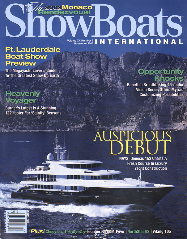 ShowBoats International - Volume XX - Number 5