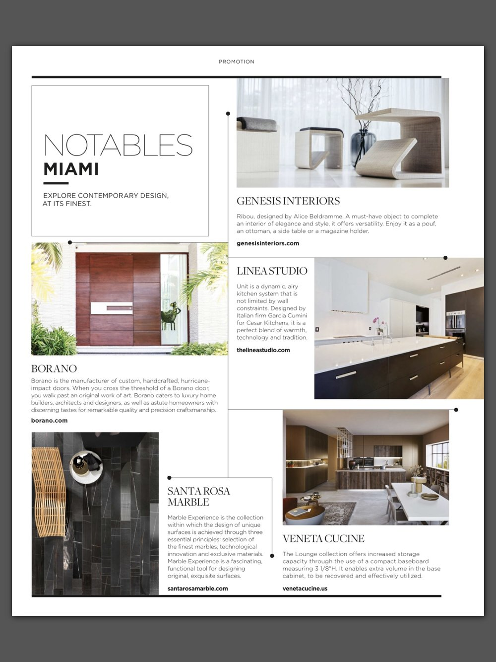 Luxe Interior + Design Miami - Issue 21 - Jul/Aug 2018