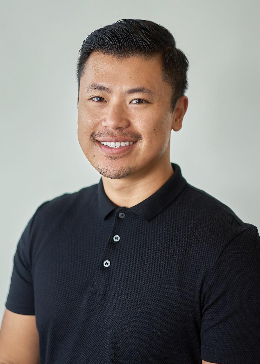 Meet RJ Tanega, the office manager at Tanega Dental in South San Francisco.