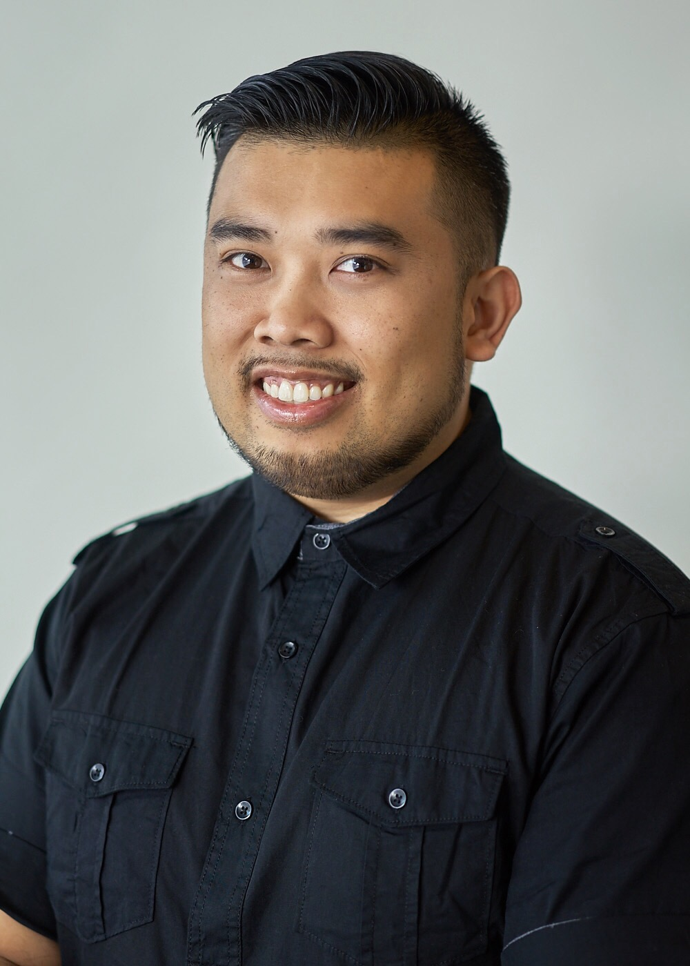 Meet Timothy, a dental hygienist at Tanega Dental in South San Francisco.