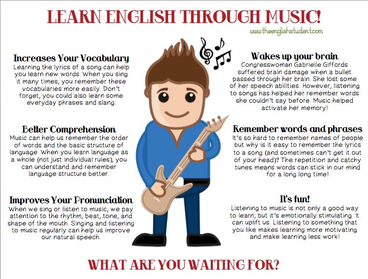 Learn English Through Music