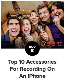 Top 10 iPhone Accessories