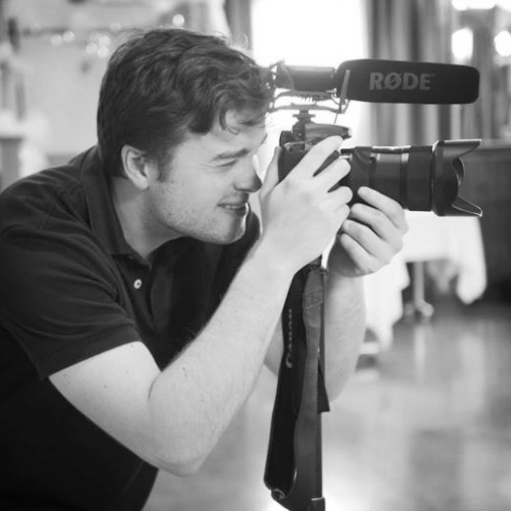 Jason McQuade - Videographer