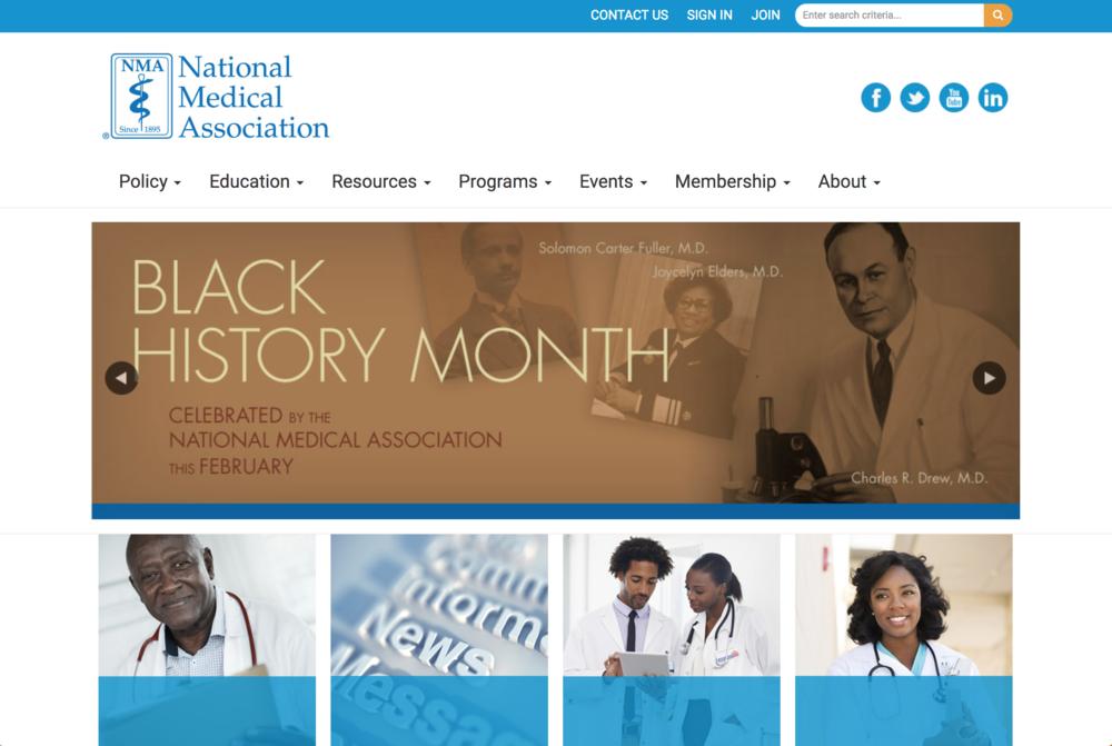 National medical association -