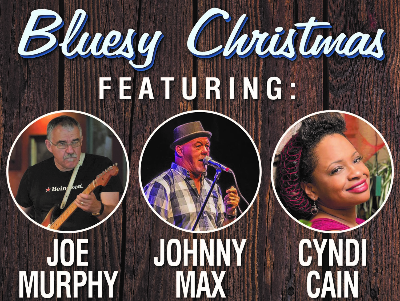 Johnny Max Band Christmas Show — Marigold Cultural Centre
