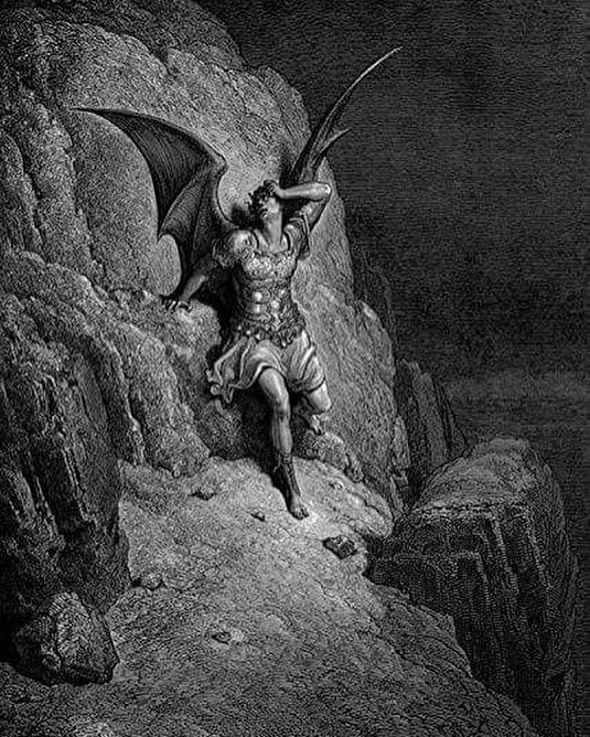 the fall of stan • • • 📸:William Blake