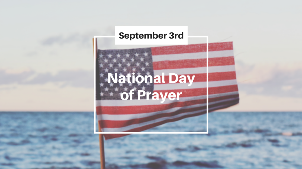 national day of prayer texas hurricane harvey