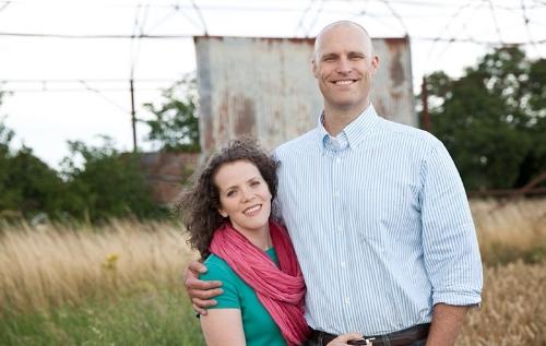 Bard and Andrea Kimball