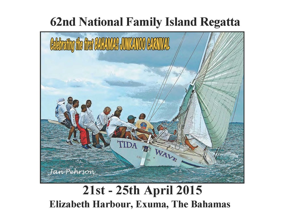 Bahamas Family Regatta Tee-Shirts
