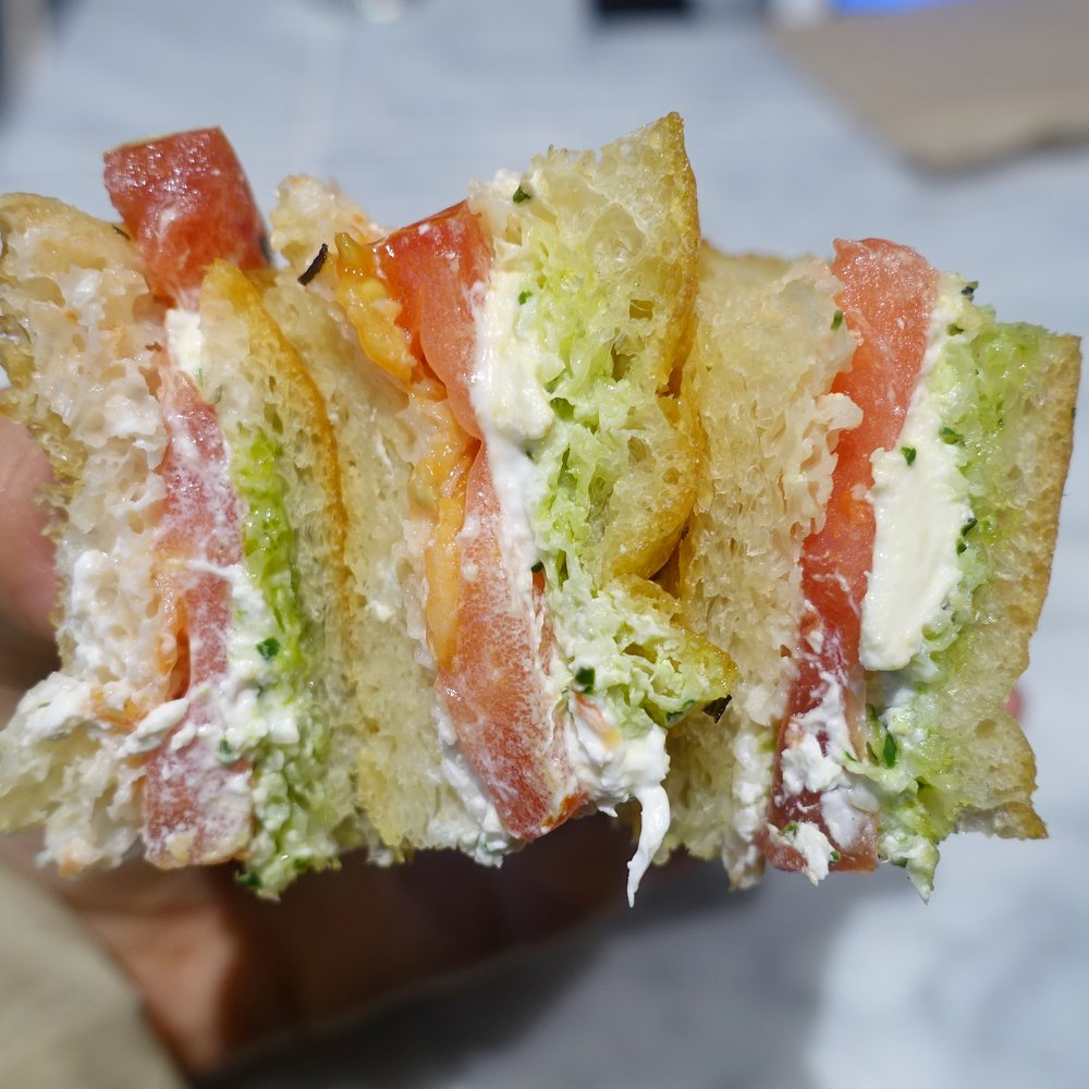 sandwich, nyc. exki, food event