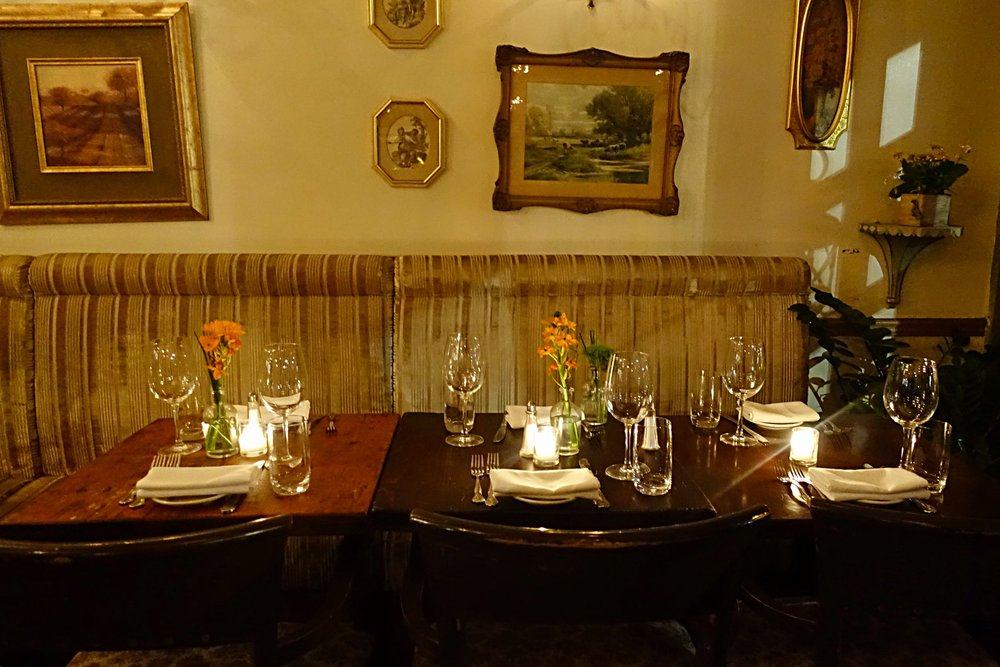 win a trip to italy - olio e pui - italian food - italian restaurant new york tuscan food - dinning room.jpg
