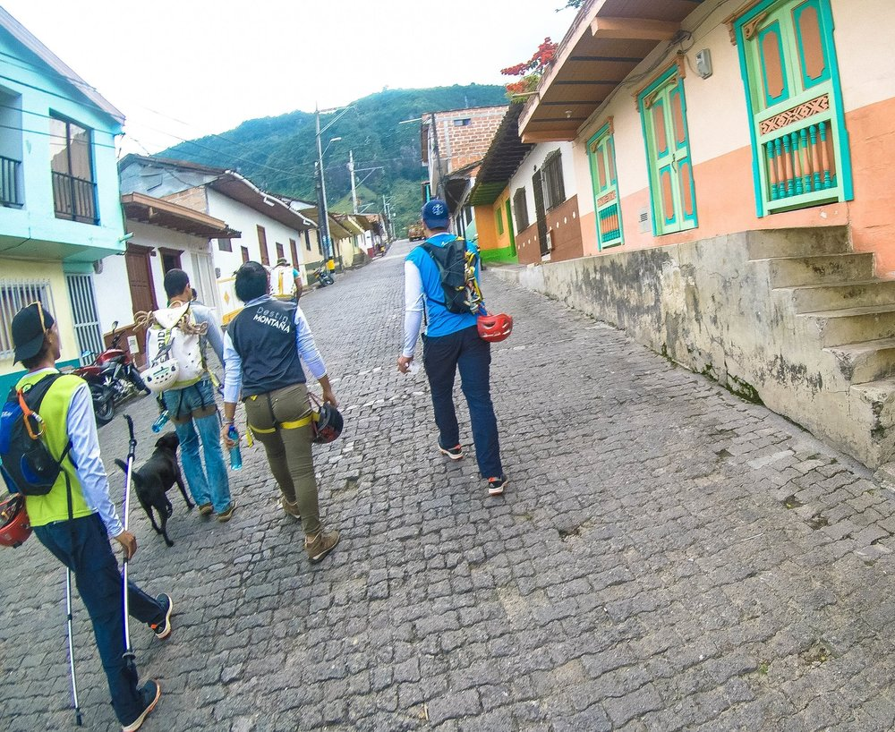 colombia-day trip from medellin-tamesis-hiking-