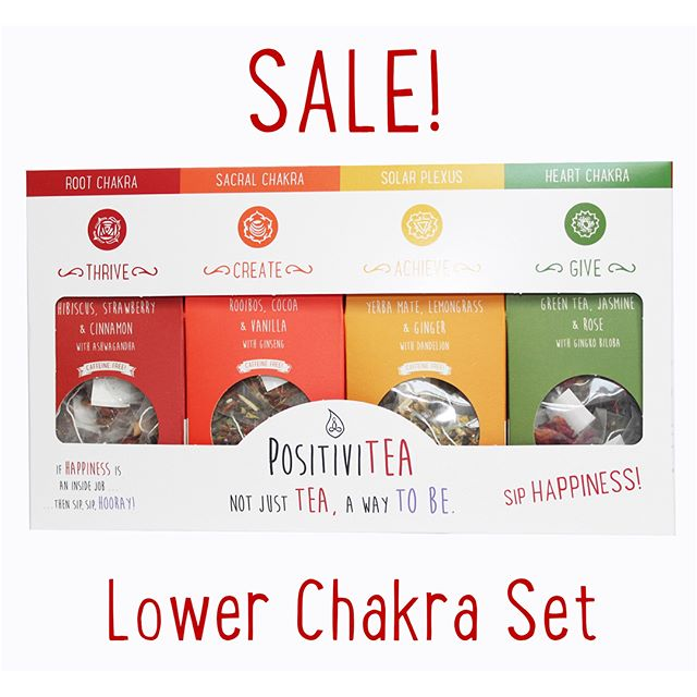 Was £20 now £14.99 whilst stocks last! 💫🙌🏻💫 #linkinbio #lowerchakraset #perfectgiftset #swiperight #bargain #thrive #create #achieve #give #greentea #rooibos #yerbamate #hibiscus #tea #herbaltea #herbalife #health #happiness #energy #positivevibes #positiveenergy #siphappiness #notjustteaawaytobe