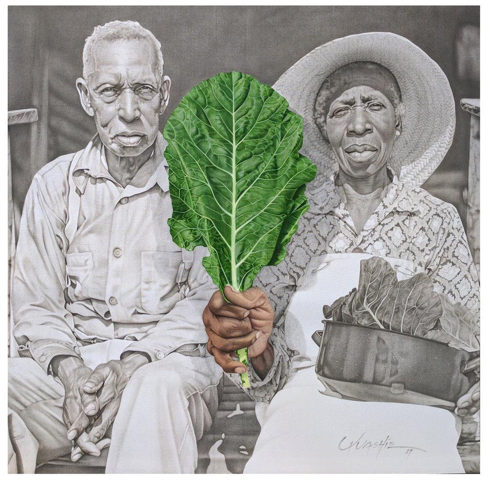 """Plantation Tree of Life"" by Colin Quashie"