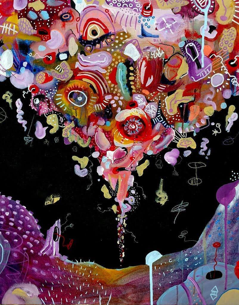 """""""Descension"""" by Vik Hart"""