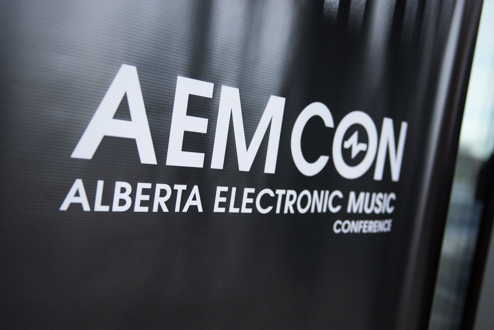 2017 Alberta Electronic Music Conference (AEMCON) in Calgary, Alberta