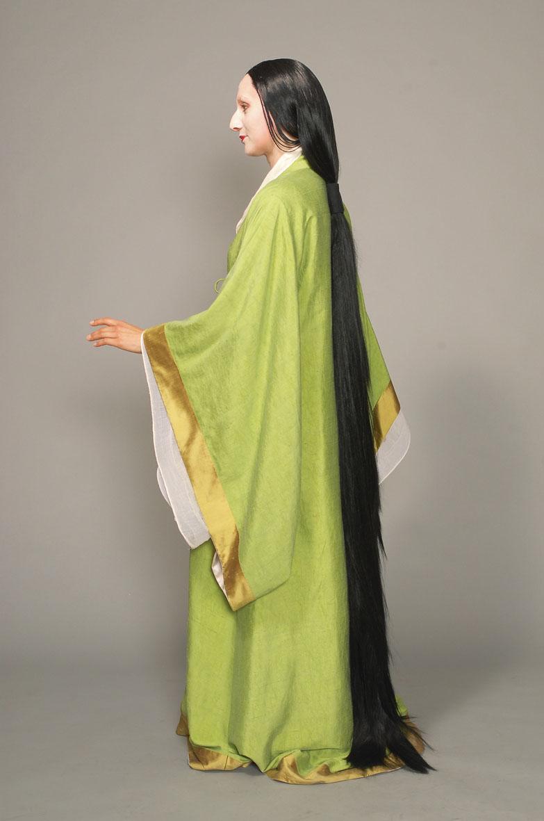 Anna Radziejewska - Spring robe