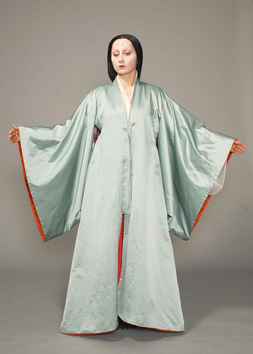 Anna radziejewska - winter robe