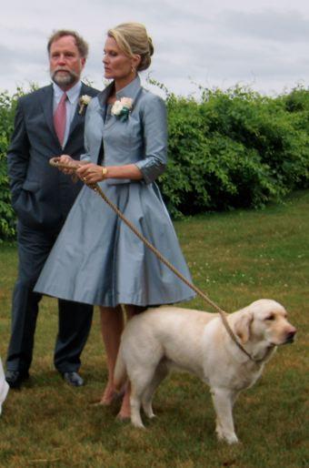 Mother-of -the Bride/ Newport Wedding